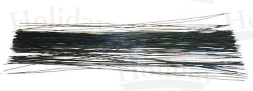 Green Annealed Florist Wire 20 ga 24 inch, 12# - Click Image to Close