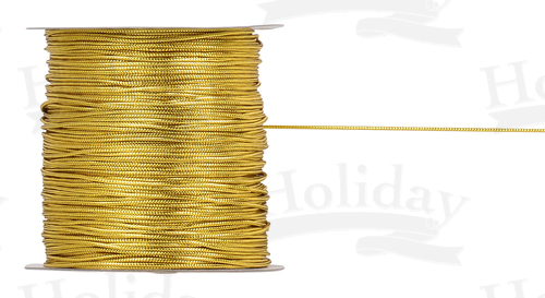 Tinsel Cord/GOLD/100 yds