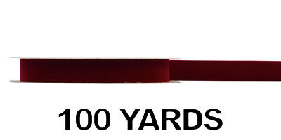 #05 Velvet Ribbon/BURGUNDY/100 yds